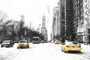 Manhattan Winter Day by Philippe Hugonnard