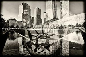 Memorial - World Trade Center - New York - United States by Philippe Hugonnard