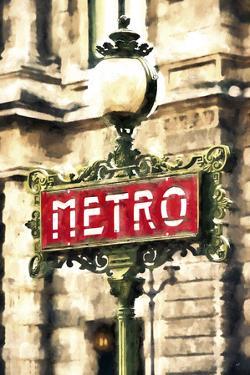 Metro Paris by Philippe Hugonnard