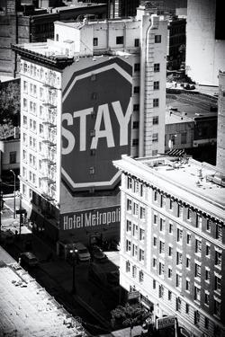 Metropolis Hotel - Mason Street - Downtown - San Francisco - Californie - United States by Philippe Hugonnard