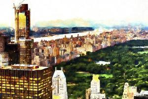 New York City Lights by Philippe Hugonnard