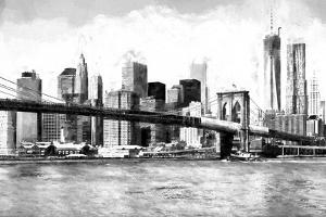 New York Cityscape by Philippe Hugonnard