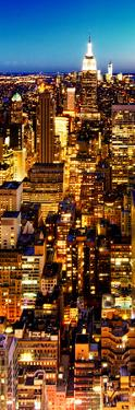 Night, Series 02, Midtown Manhattan, Manhattan, New York City by Philippe Hugonnard