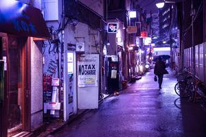 NightLife Japan Collection - Rainy Day by Philippe Hugonnard