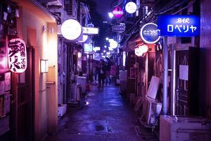 NightLife Japan Collection - Rainy Evening by Philippe Hugonnard