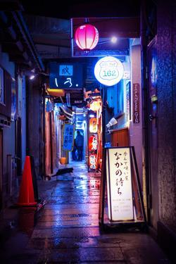 NightLife Japan Collection - Reflection of Lights by Philippe Hugonnard