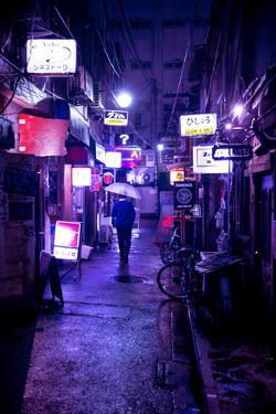 NightLife Japan Collection - Royal Blue by Philippe Hugonnard