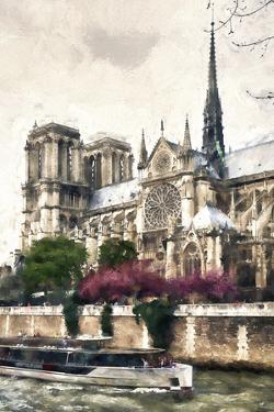 Notre Dame Paris by Philippe Hugonnard