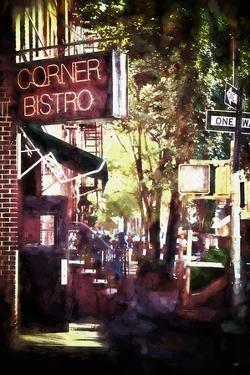 NYC Corner Bistro by Philippe Hugonnard