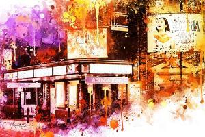 NYC Watercolor Collection - Sensation by Philippe Hugonnard