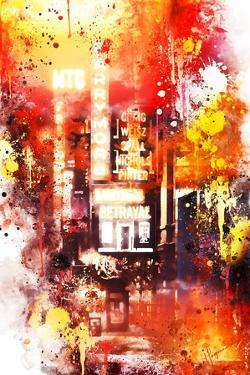 NYC Watercolor Collection - Spotlight by Philippe Hugonnard