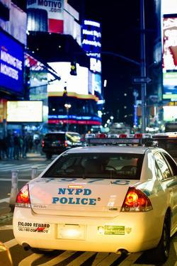 NYPD - Times square - New York City - United States by Philippe Hugonnard