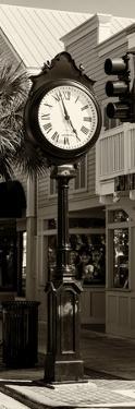 Old Clock - Key West - Florida by Philippe Hugonnard
