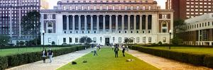 Panoramic - Columbia University - College - Campus - Buildings and Structures - Manhattan - New Yor by Philippe Hugonnard