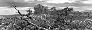 Panoramic Landscape - Arches National Park - Utah - United States by Philippe Hugonnard