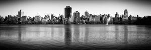 Panoramic Landscape Jacqueline Kennedy Onassis Reservoir by Philippe Hugonnard