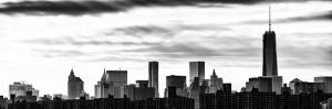 Panoramic Landscape with One Trade Center (1WTC) by Philippe Hugonnard