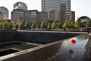 Panoramic Landscapes - Memorial - World Trade Center - New York - United States by Philippe Hugonnard