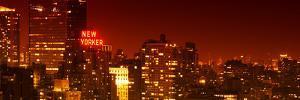 Panoramic - The New Yorker - Manhattan - New York City - United States by Philippe Hugonnard