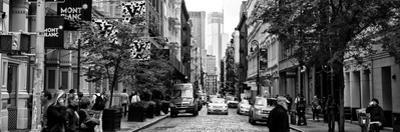 Panoramic Urban Landscape - Soho - Manhattan - New York City - United States by Philippe Hugonnard