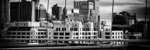 Panoramic View of Brooklyn Bridge of the Watchtower Building by Philippe Hugonnard