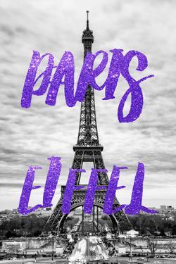 Paris Fashion Series - Paris Eiffel VII by Philippe Hugonnard