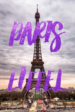 Paris Fashion Series - Paris Eiffel by Philippe Hugonnard