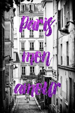 Paris Fashion Series - Paris mon amour - Montmartre III by Philippe Hugonnard