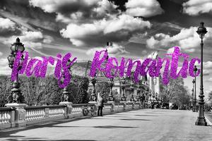 Paris Fashion Series - Paris Romantic II by Philippe Hugonnard