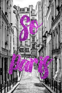 Paris Fashion Series - So Paris - French Street II by Philippe Hugonnard