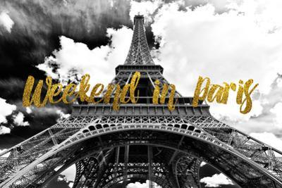 Paris Fashion Series - Weekend in Paris - Eiffel Tower by Philippe Hugonnard