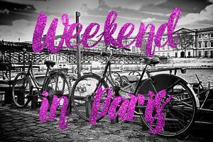 Paris Fashion Series - Weekend in Paris II by Philippe Hugonnard