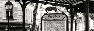 Paris Focus - Metro Abbesses by Philippe Hugonnard