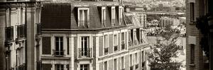 Paris Focus - Montmartre Architecture by Philippe Hugonnard