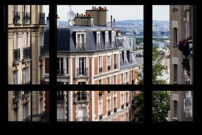 Paris Focus - Montmartre Window View