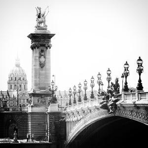Paris Focus - Paris City Bridge by Philippe Hugonnard