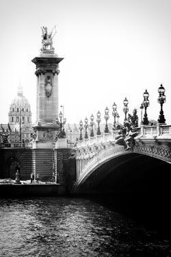 Paris Focus - Paris City Bridge by Philippe Hugonnard