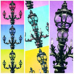 Paris Focus - Paris Pop Art by Philippe Hugonnard