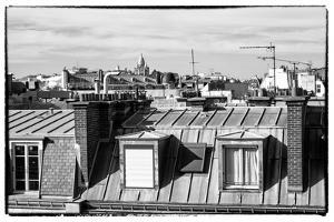 Paris Focus - Paris Roofs by Philippe Hugonnard