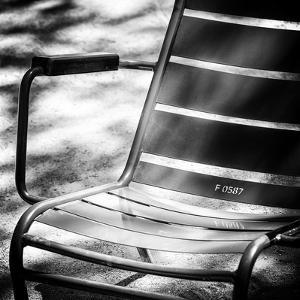 Paris Focus - Parisian Garden Chair by Philippe Hugonnard