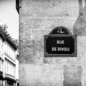 Paris Focus - Rue de Rivoli by Philippe Hugonnard