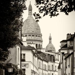 Paris Focus - Sacre-Cœur Basilica - Montmartre by Philippe Hugonnard