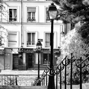 Paris Focus - Steps to Montmartre by Philippe Hugonnard