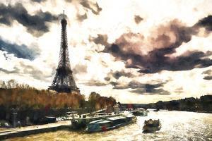 Paris Landscape by Philippe Hugonnard