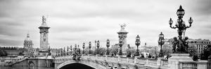 Paris sur Seine Collection - Alexandre III Bridge VI by Philippe Hugonnard