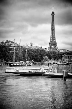 Paris sur Seine Collection - Bateaux Mouches VI by Philippe Hugonnard