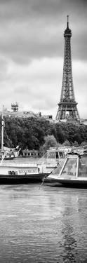 Paris sur Seine Collection - Bateaux Mouches VIII by Philippe Hugonnard