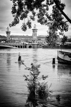 Paris sur Seine Collection - Crossing the Seine IV by Philippe Hugonnard