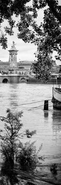 Paris sur Seine Collection - Crossing the Seine VI by Philippe Hugonnard
