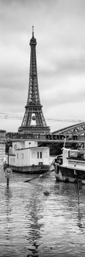 Paris sur Seine Collection - Floating Barge IV by Philippe Hugonnard